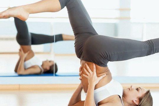 Йога при варикозе нижних конечностей