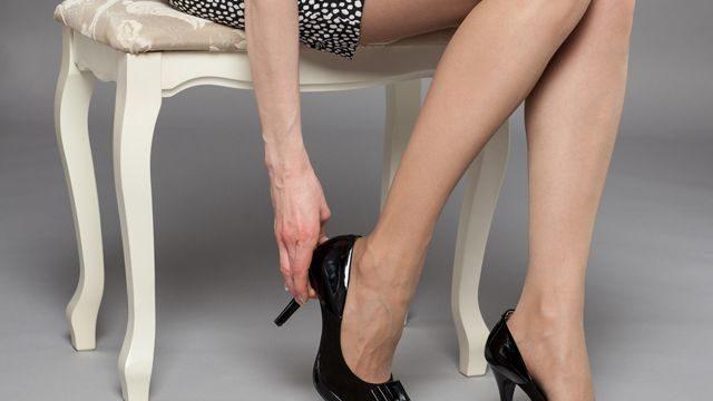 Варикоз вен ног у женщин